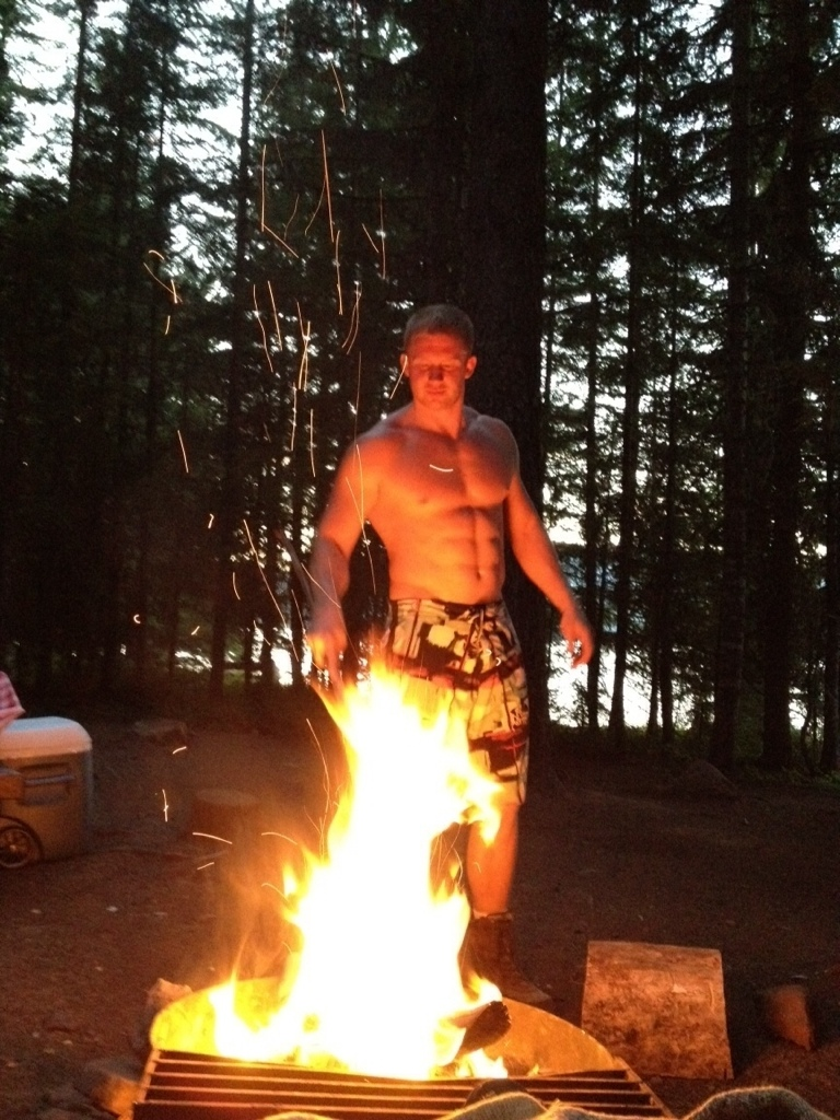 Campfire Devil